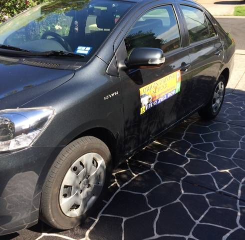 Driving School Noble Park - Toyota Yaris - Automatic