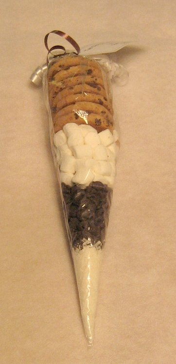Yummy Open Faced S'Mores