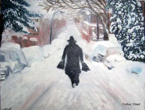 The Snow Storm 3