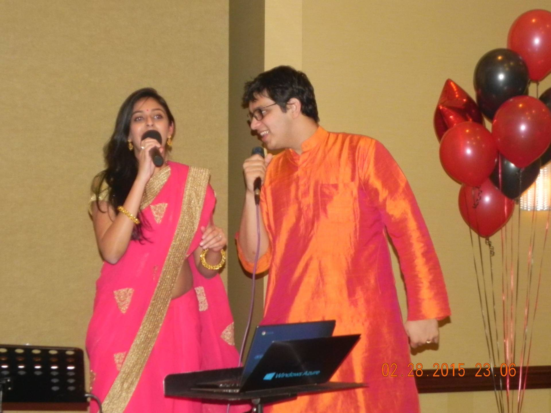 Indian Medical Council St Louis Valentine Show