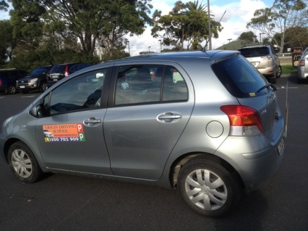 Driving School Docklands - Toyota Yaris Hatch - Automatic