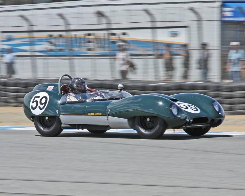 Winner : 1955-1961 Sports Racing Cars over 2000cc