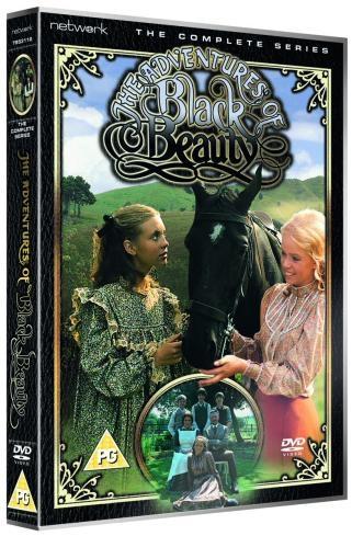 Black Beauty - Complete Series DVD Set (UK reg. 2 release)