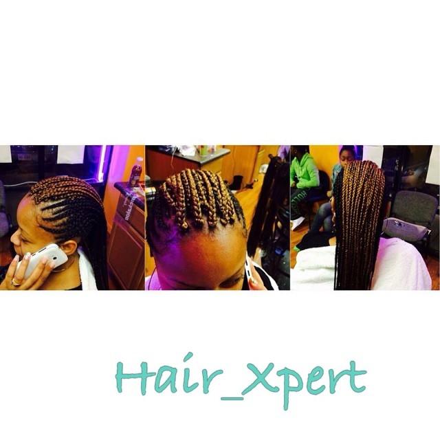 mobile hair salon fort Washington MD