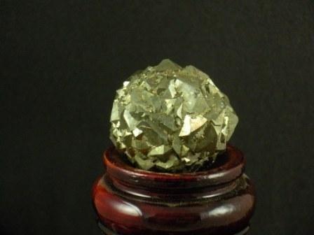 Pyrite Sphere 09-00052