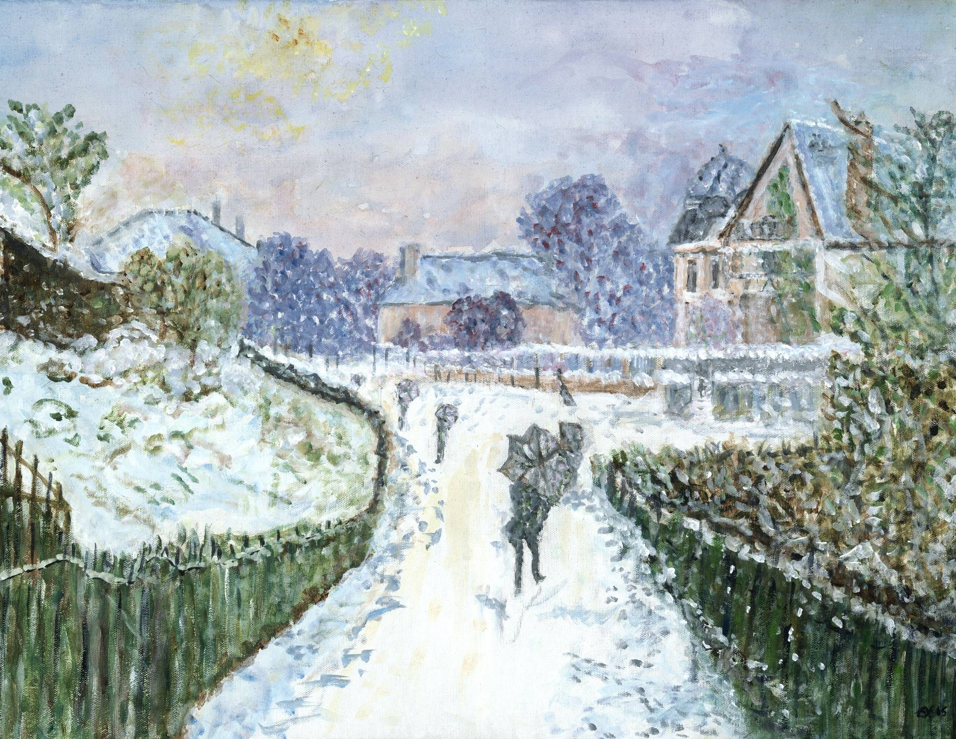 Monet Saint-denis, in Argenteuil