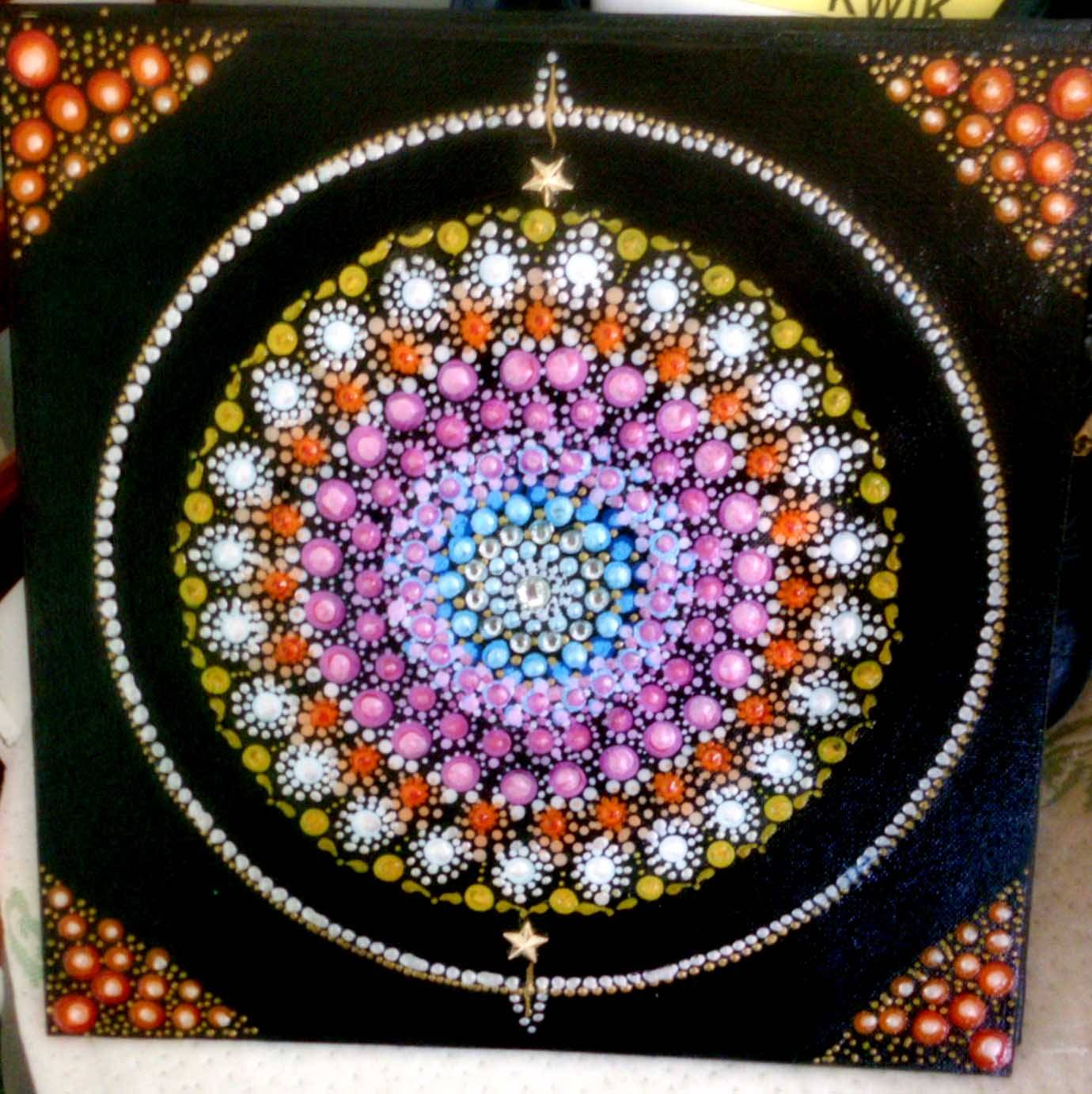 Mandala for Marilyn