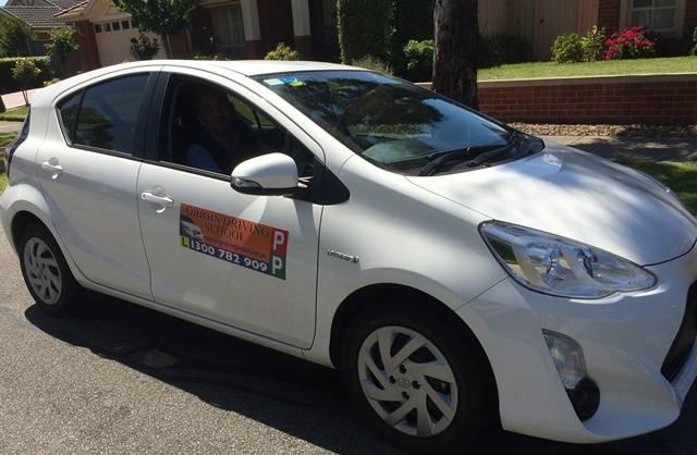 Driving School Cranbourne - Toyota Prius - Automatic