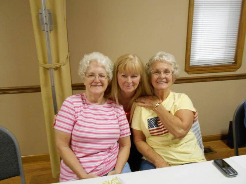 Susie Shop, Vickie Atkins, Rachel Hudnall