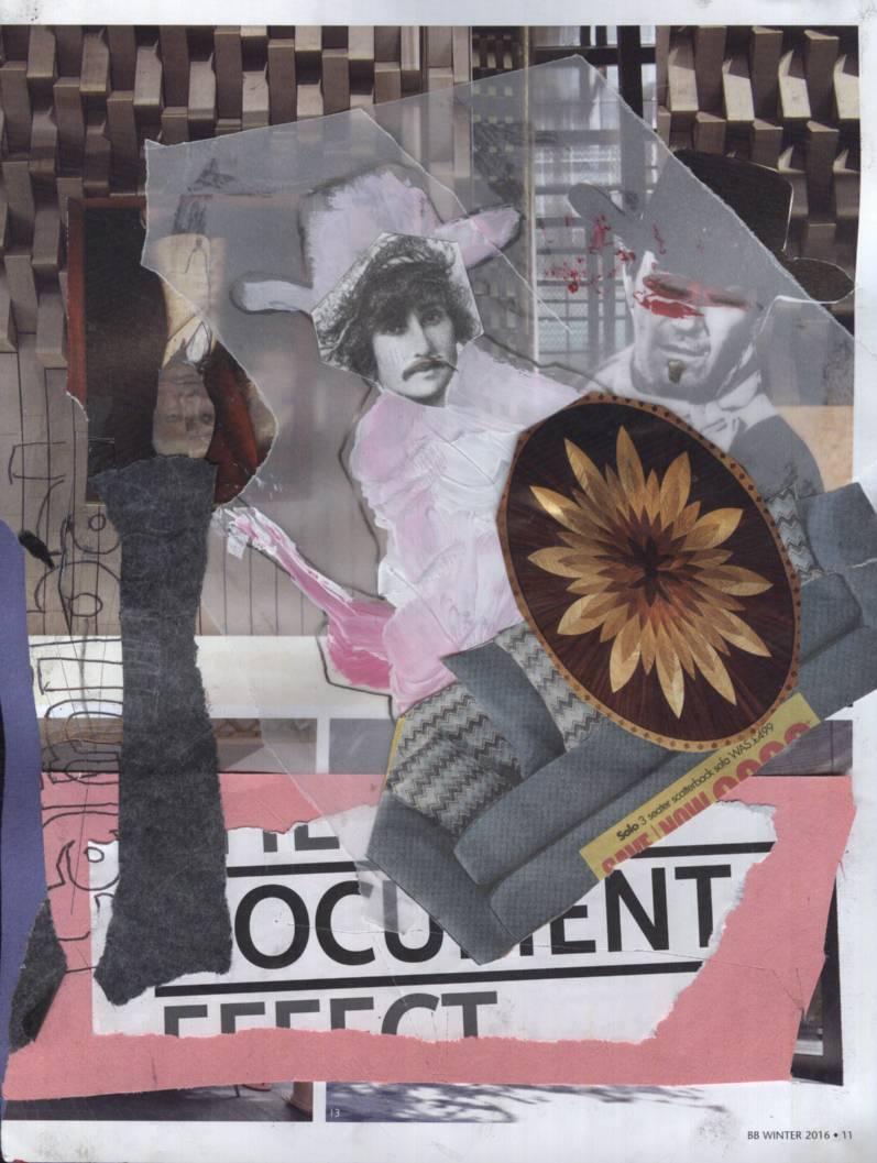 Document - collage