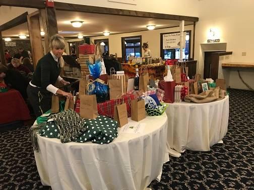 Fabulous Raffle Prizes donated by Vendors!