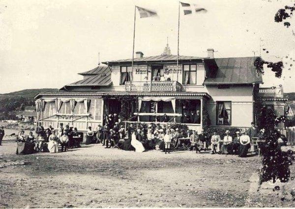 Hotell Kullaberg 1904