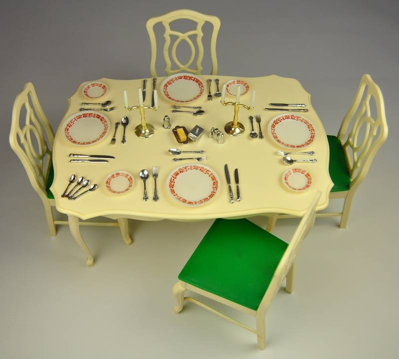 Dining Table - 1979 version