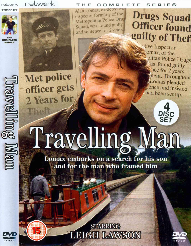 Travelling Man Complete Series DVD Set (UK reg. 2 release)