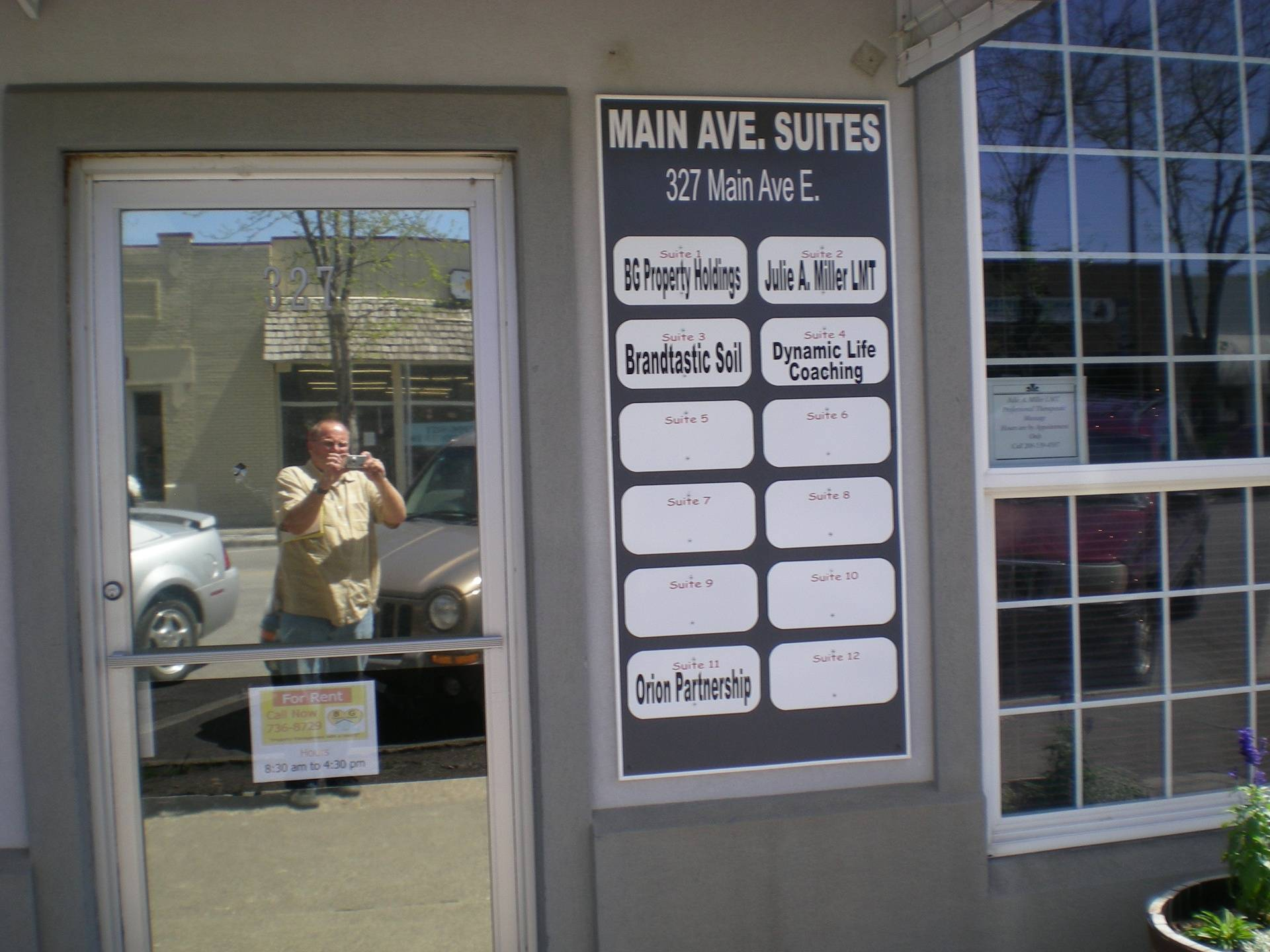 Office Space Signs