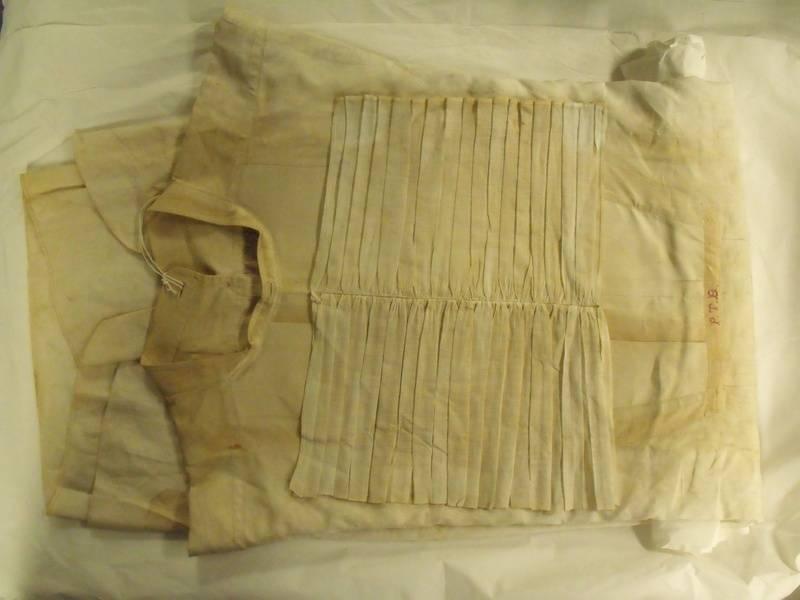 Victorian Pleated Dress Shirt
