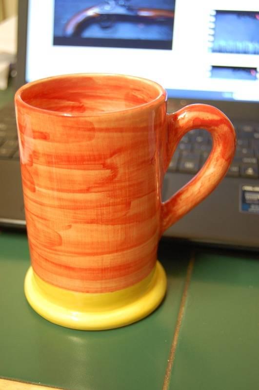 Cartridge mug
