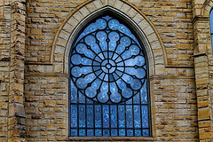 Narthex Stain Glass