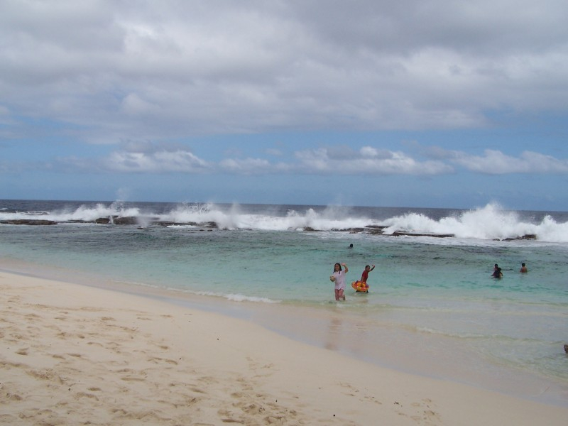 The Reef - Protection from The Waves