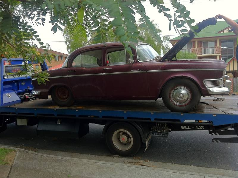 Old Car Removal