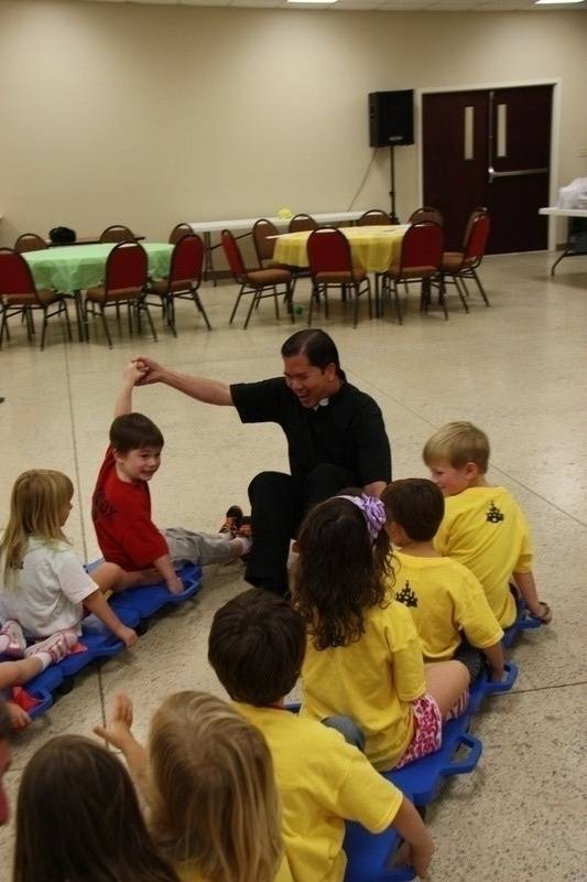 Kids Of The Kingdom with Fr. Thang