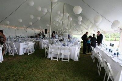 Tent decorating Ideas
