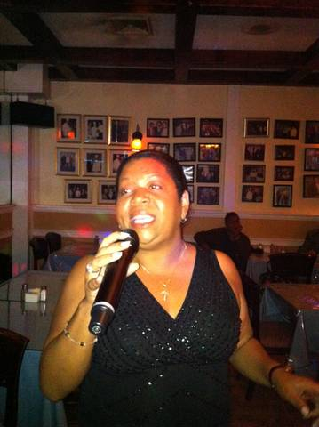Irma bringing her talent to Joe's Place Friday Night Karaoke Fiesta!
