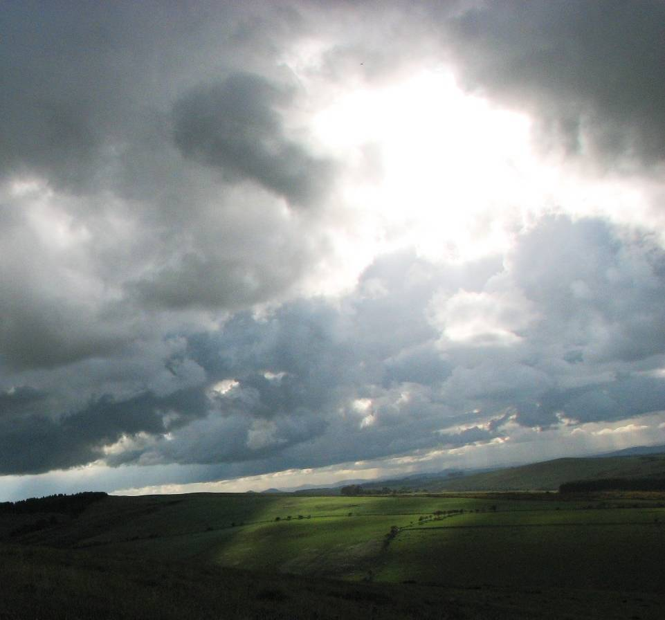 clouds over hills 2
