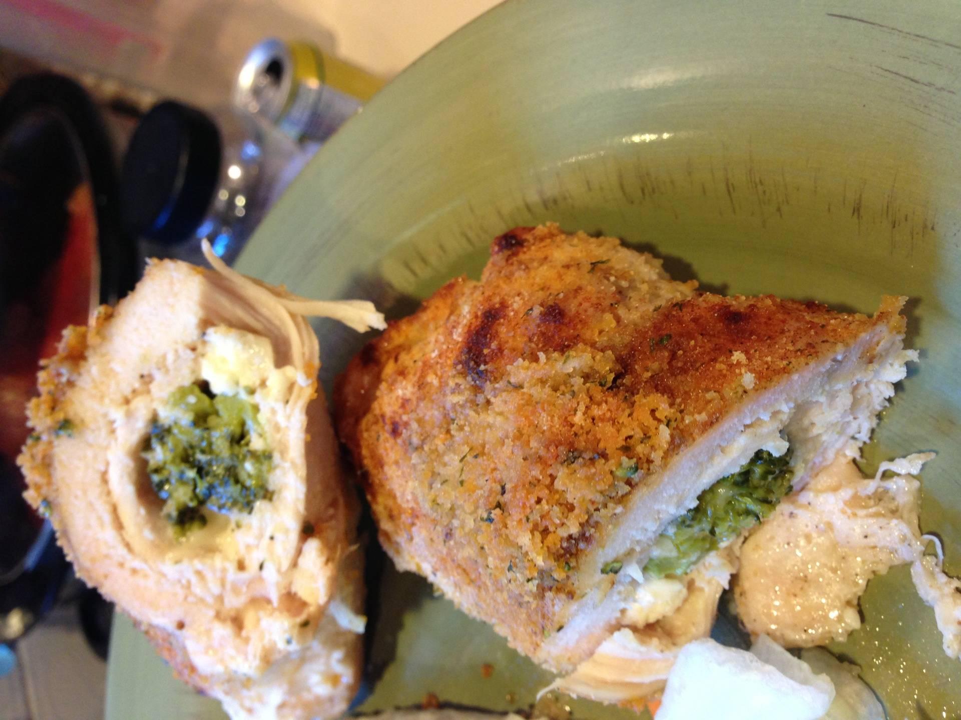 Chicken Schnitzel Devine