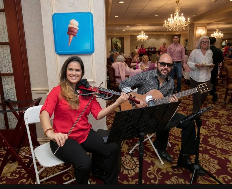 Electric Violin & Guitar Duet