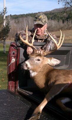 Jack Jordan's Buck
