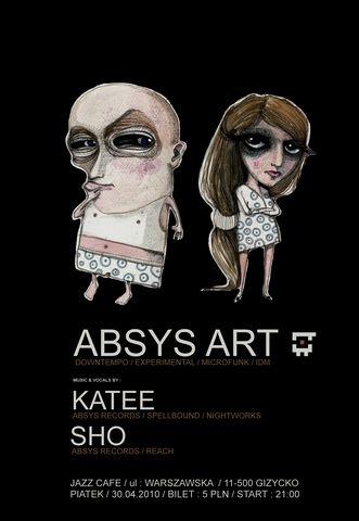 2010.04.30 - Absys Art - Jazz Cafe @ Gizycko