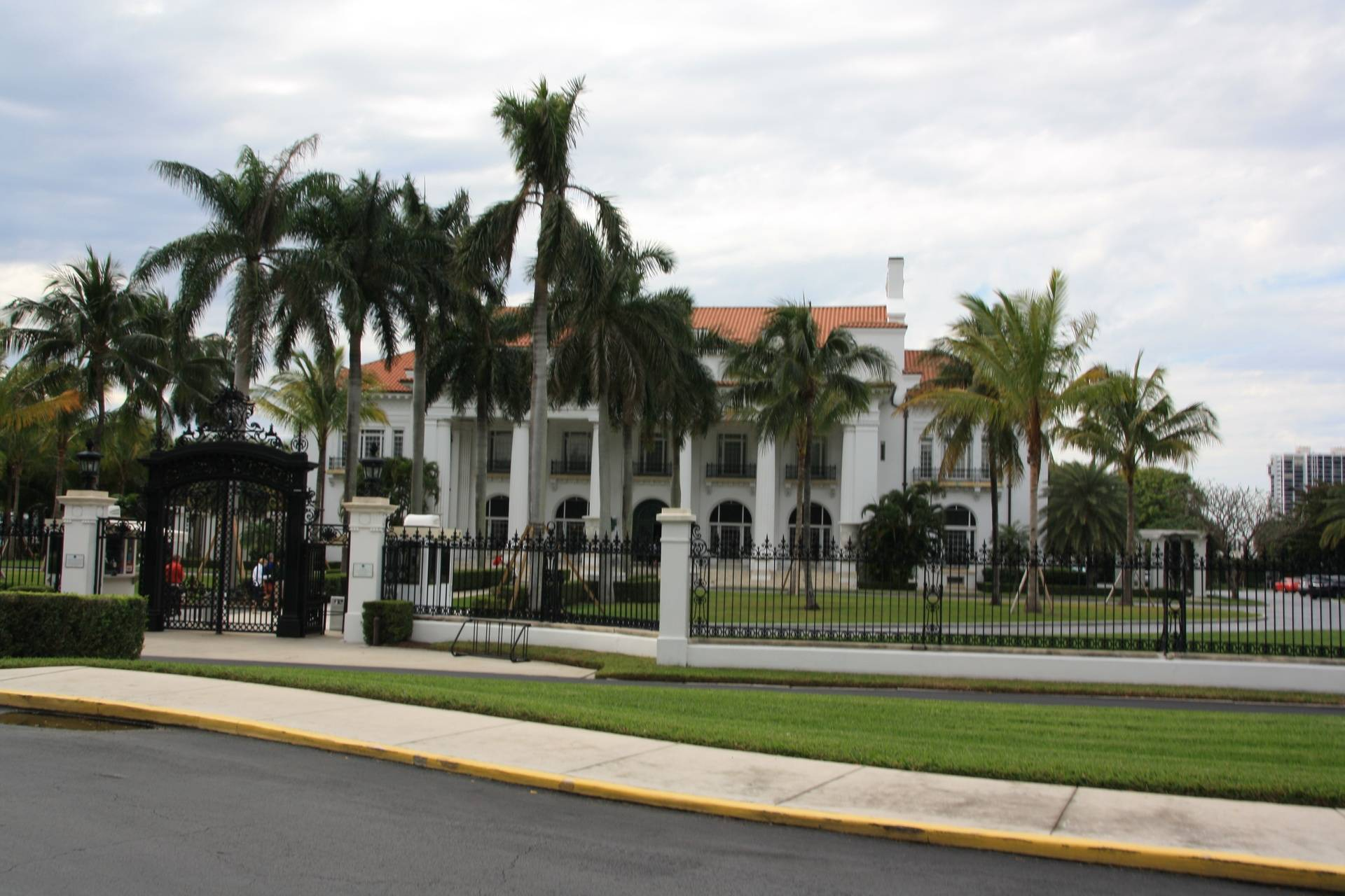 Flagler Museum, Palm Beach FL