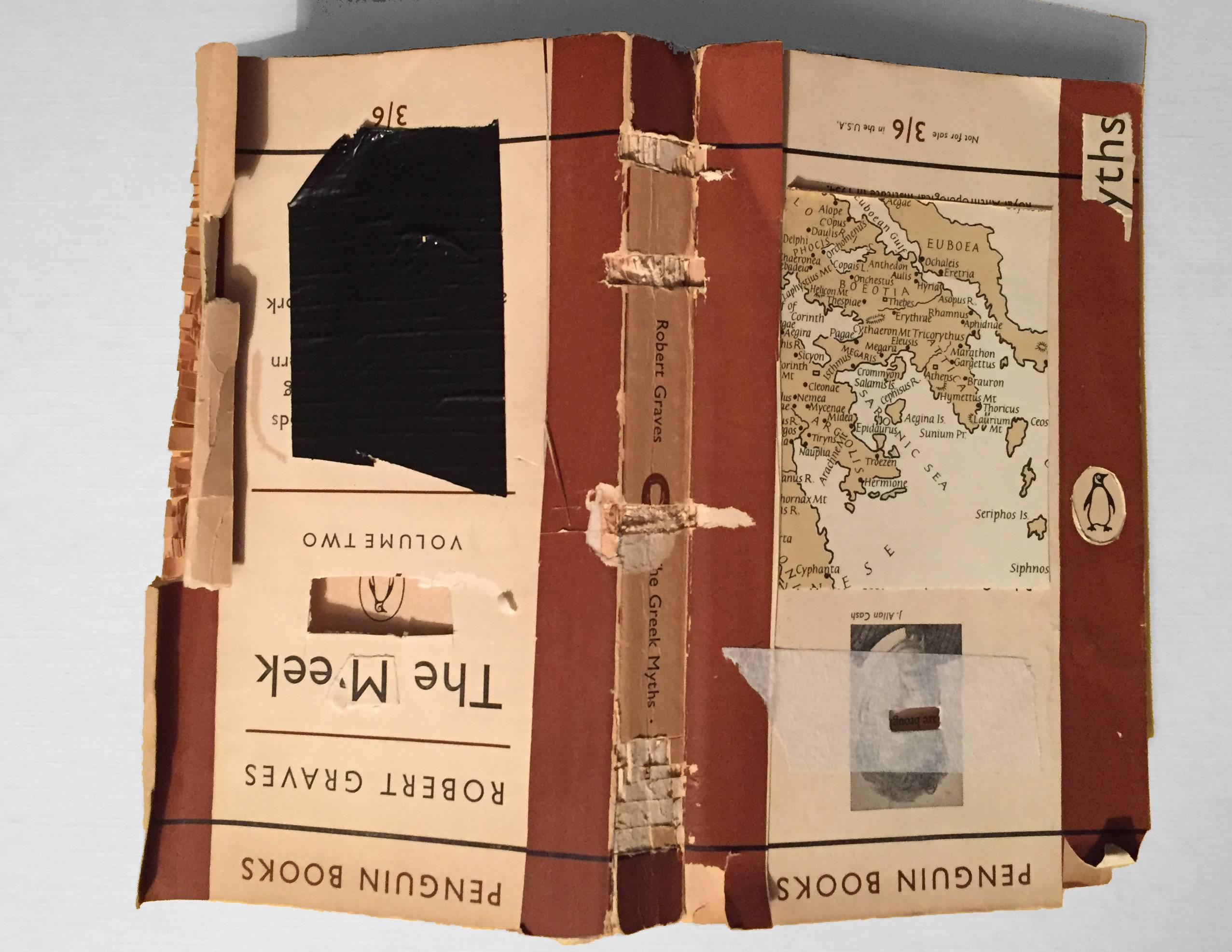 The Meek - book desecration