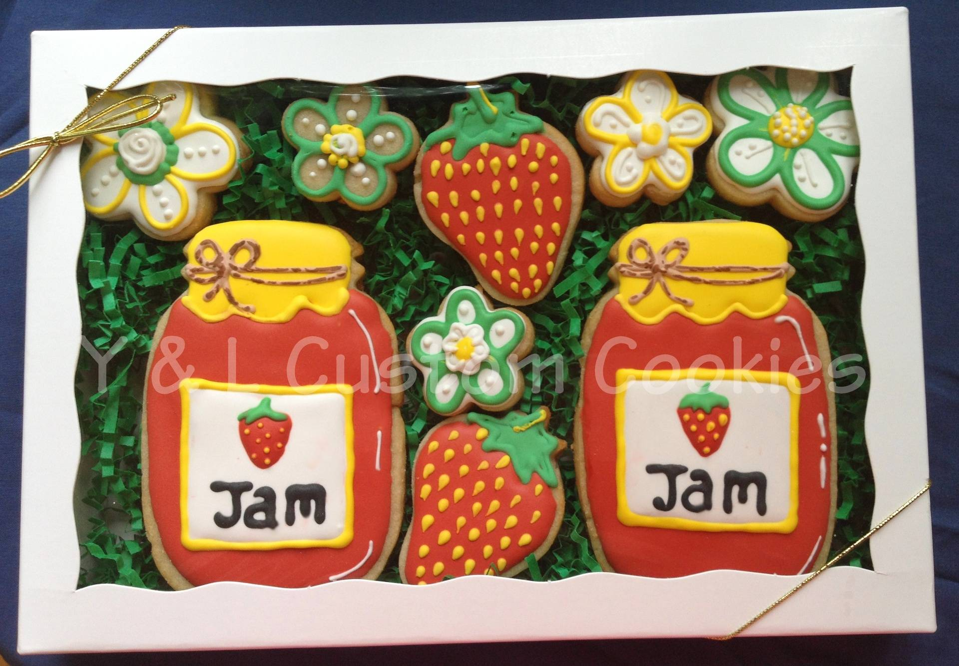 Strawberry Jam Gift Box
