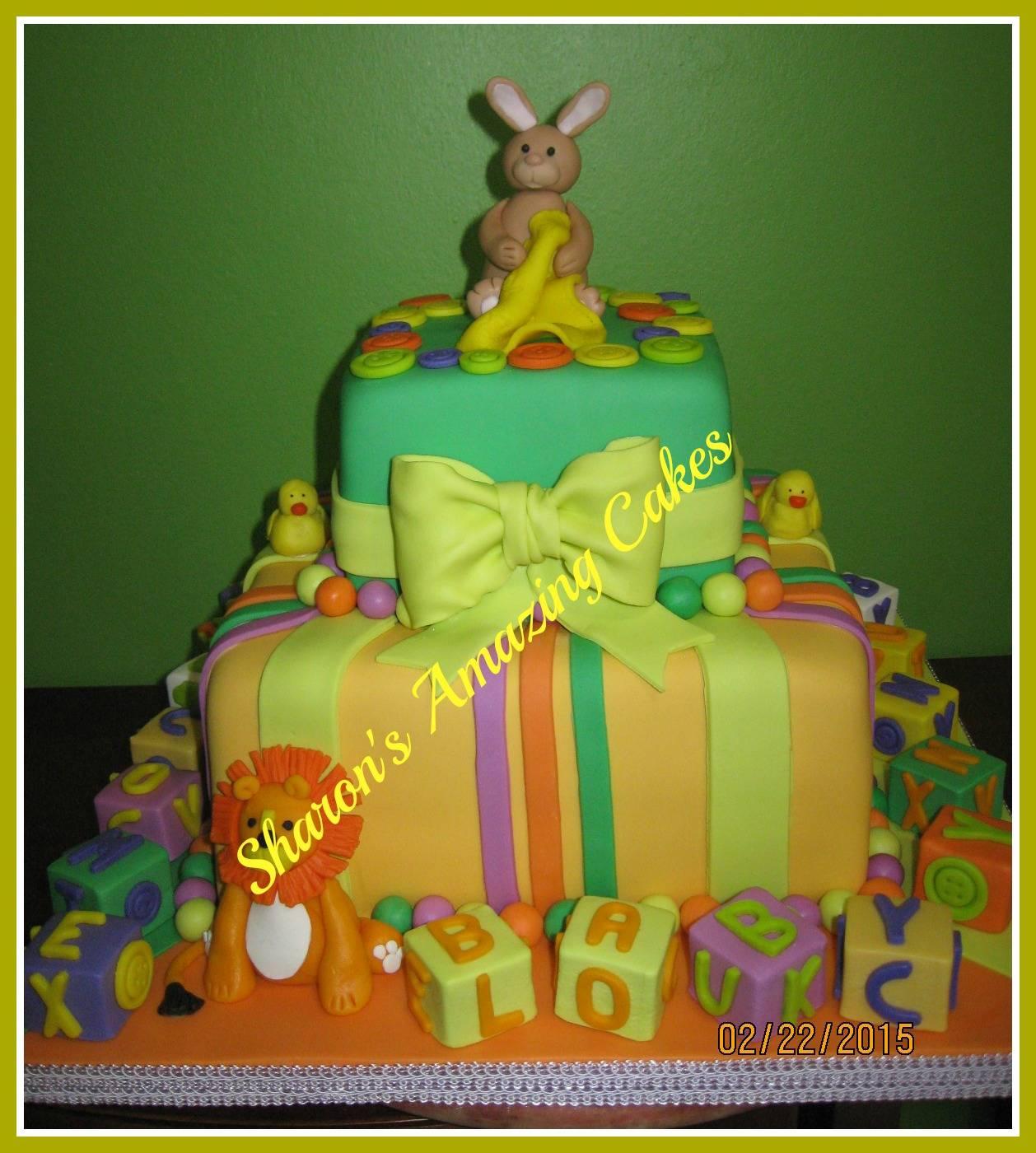 CAKE 25BABY