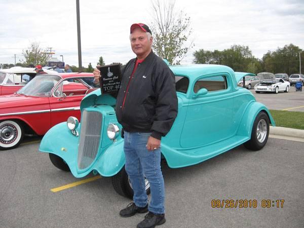 Bob Parr's 1933 Ford