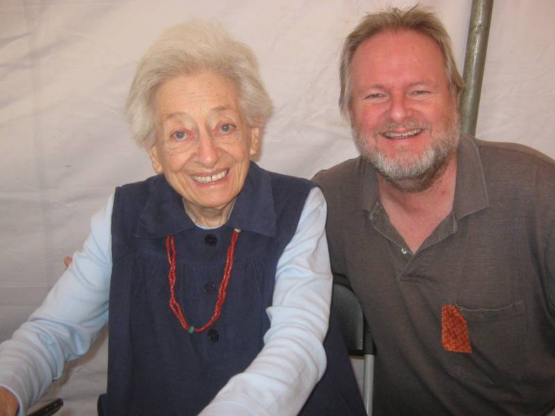 Kathryn Windham at  age 92