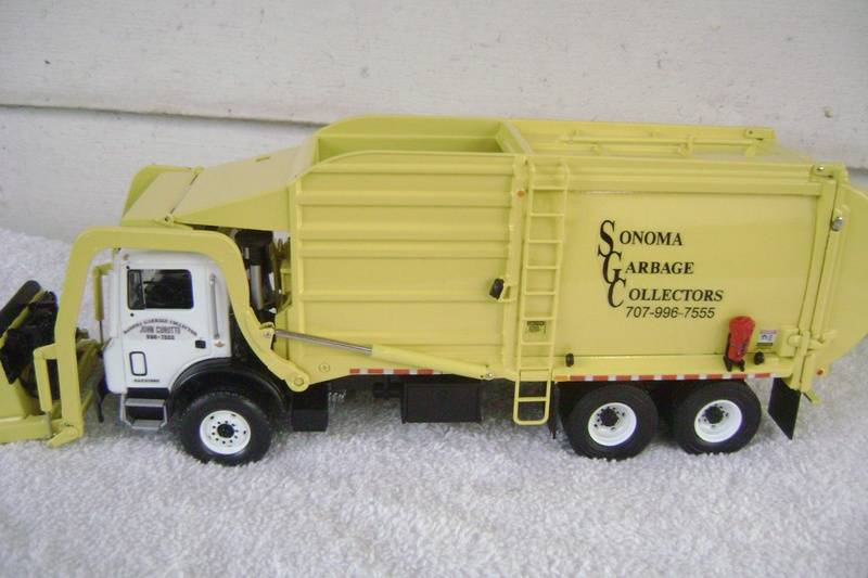sonoma garbage collection