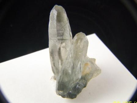 Bysolite in Quartz - Madagascar 09-00279