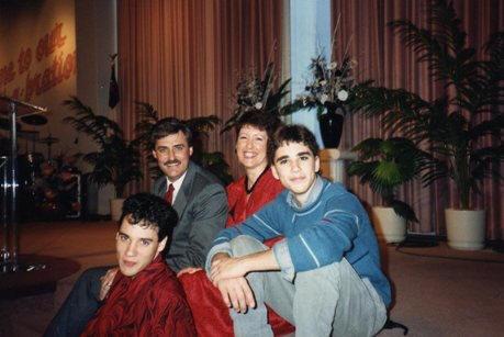 LeFever family in Chicago
