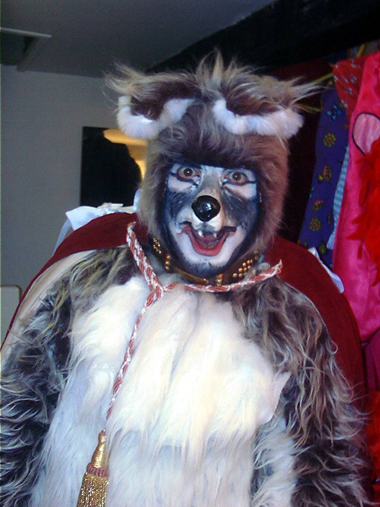 Wily Wolf