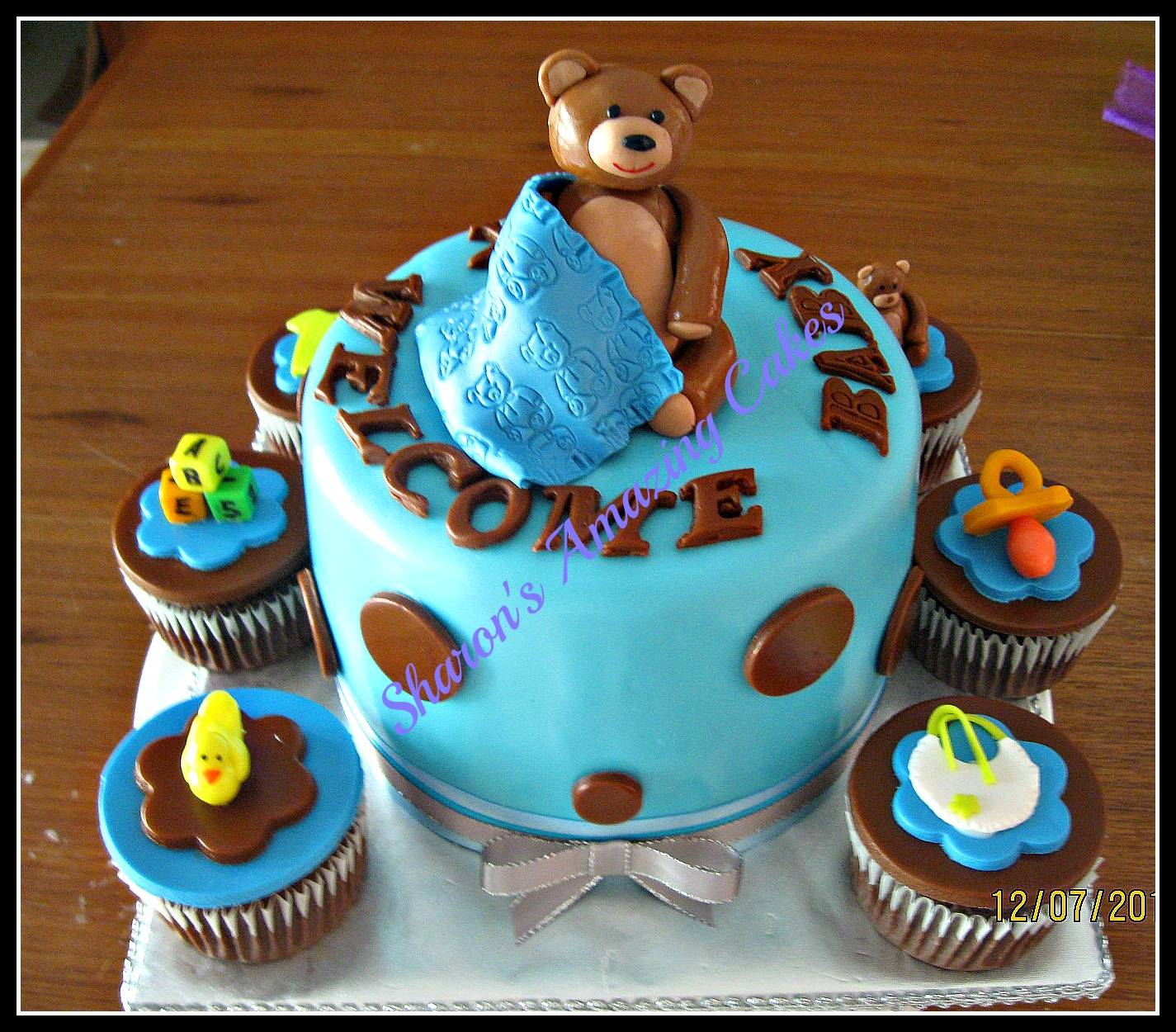 CAKE 16BABY