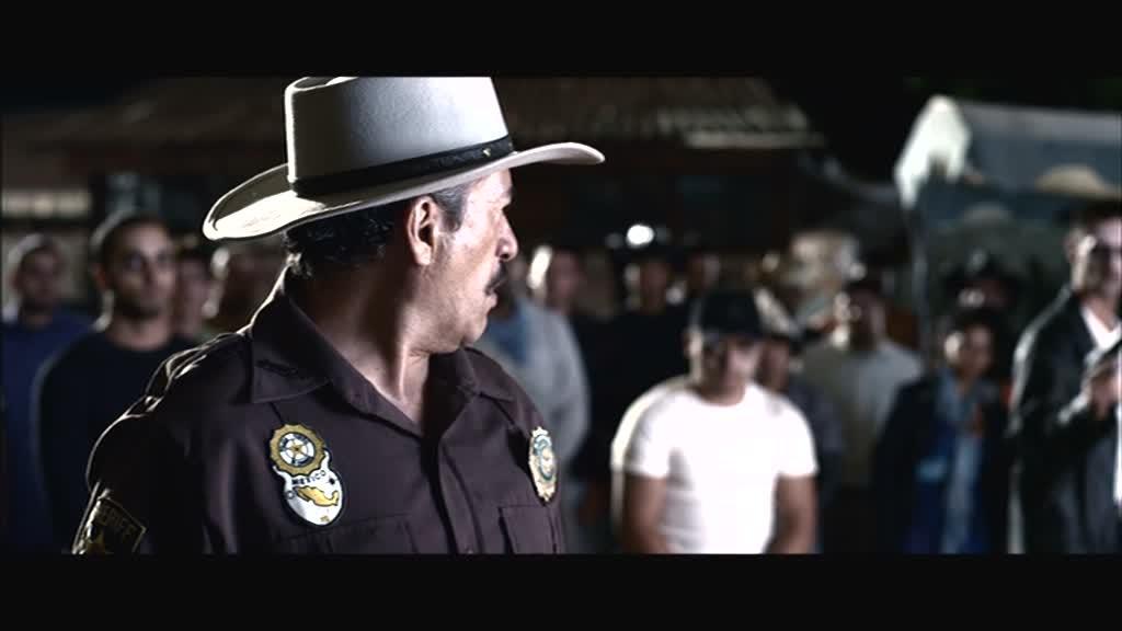 EL-GRINGO-  The Crooked Sherrif