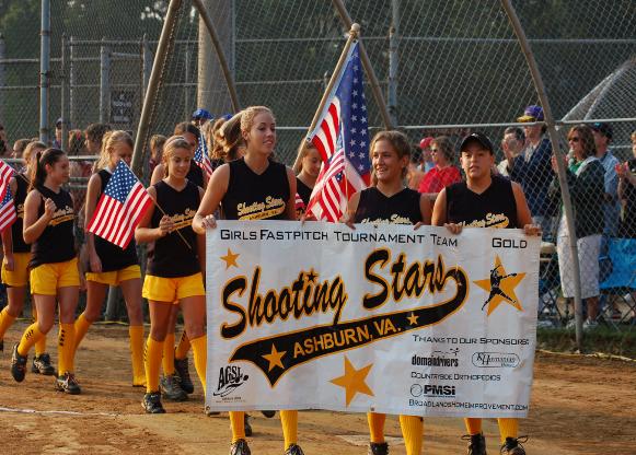 The Ashburn Shooting Stars