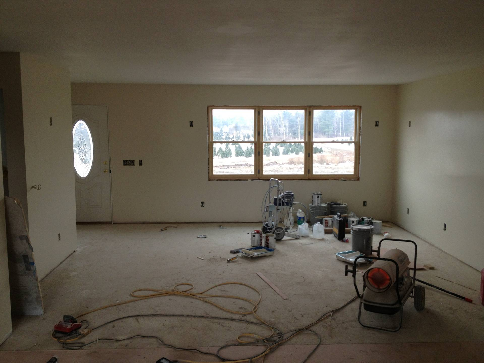 Interior- 1st Floor
