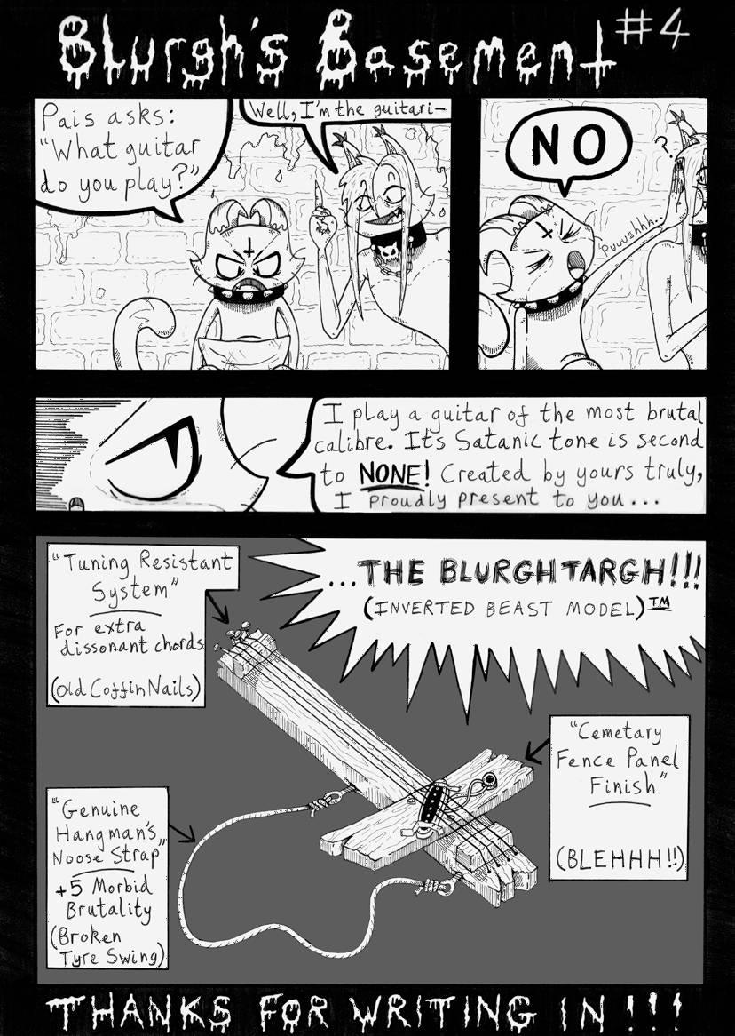 Blurgh's Basement #4