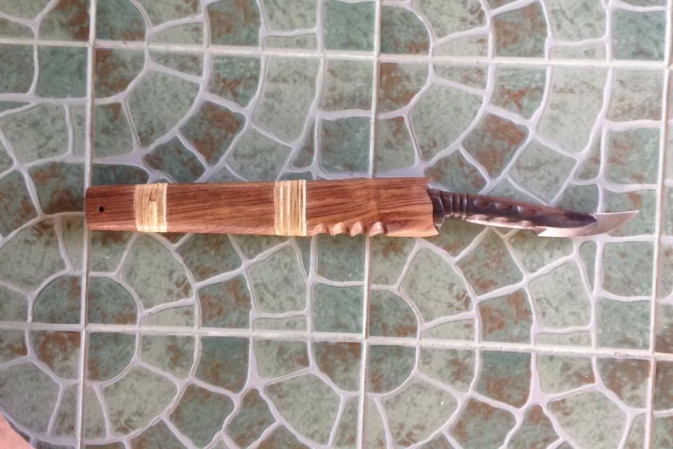 Ceremonial Knife #3