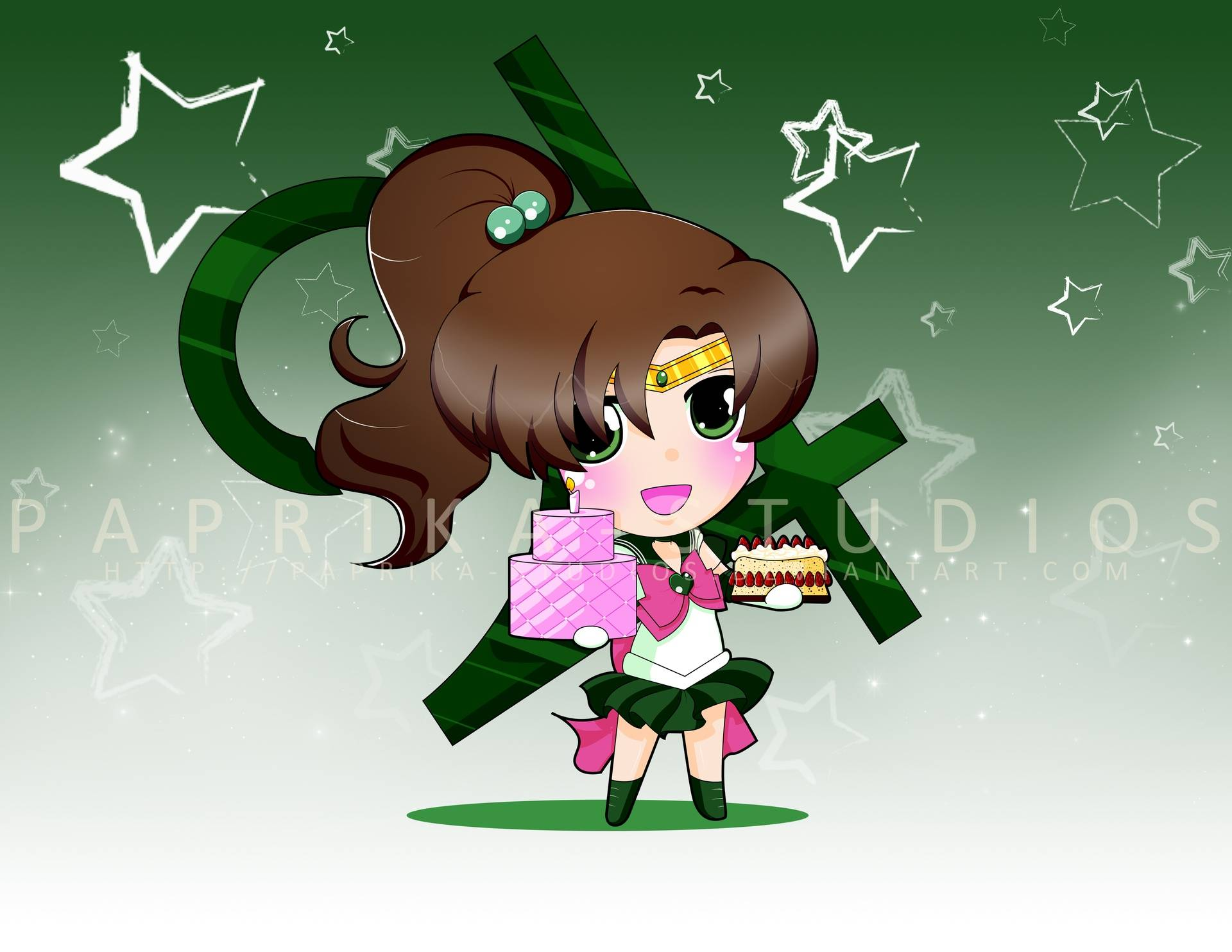 Chibi Sailor Jupiter