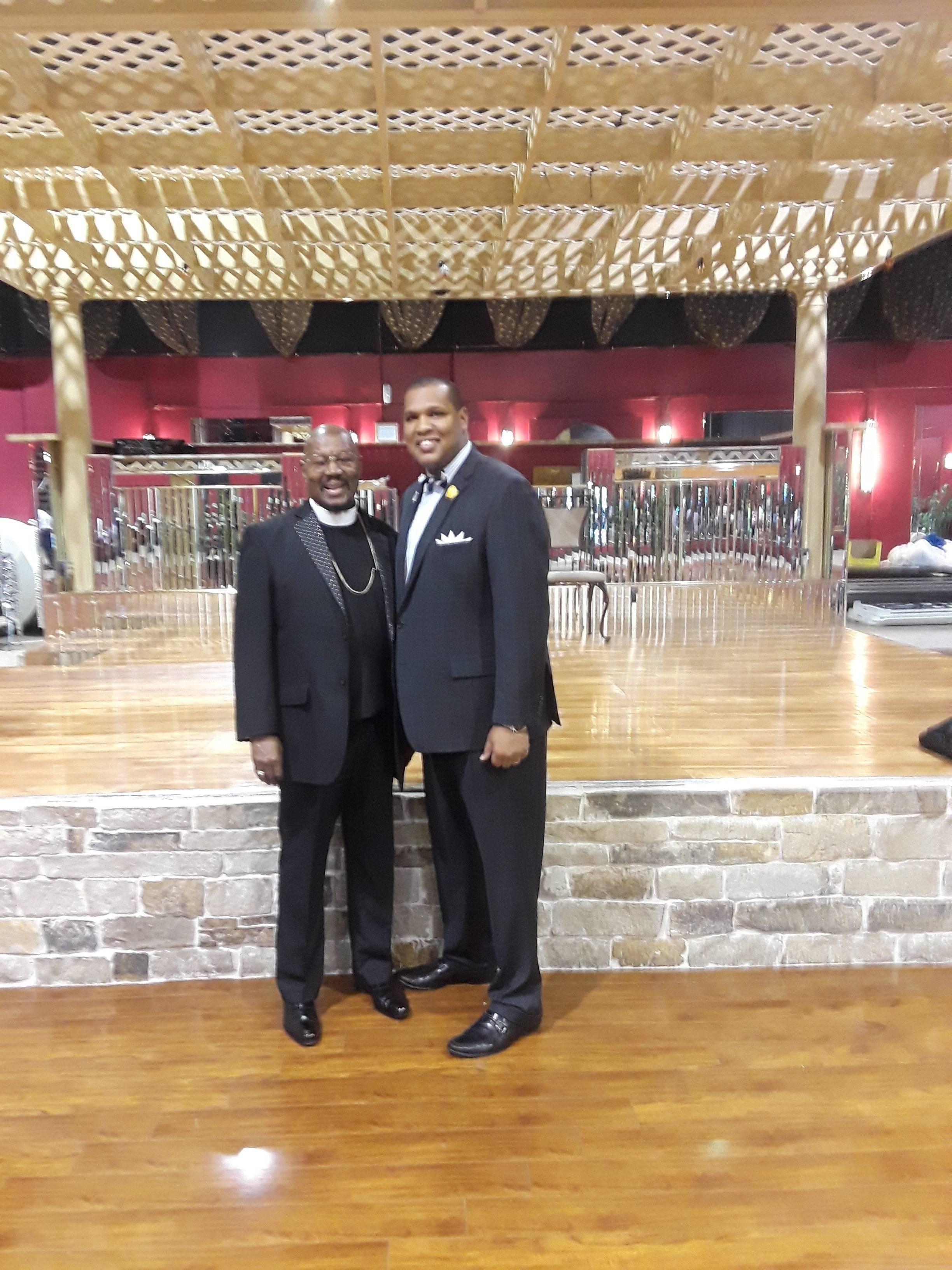 Bishop Copeland & Bishop Lias